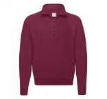 FN060306 - FN06•Classic Zip Neck Sweat